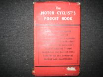 THE MOTORCYCLISTS POCKET BOOK