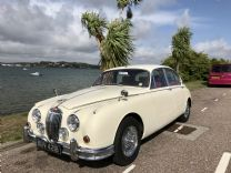 JAGUAR MKII 3.4 WITH OVERDRIVE 1964 57,000 miles SUPERB.